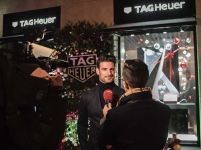 TAG HEUER STORE OPENING