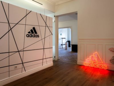 ADIDAS SHOWROOM FW19